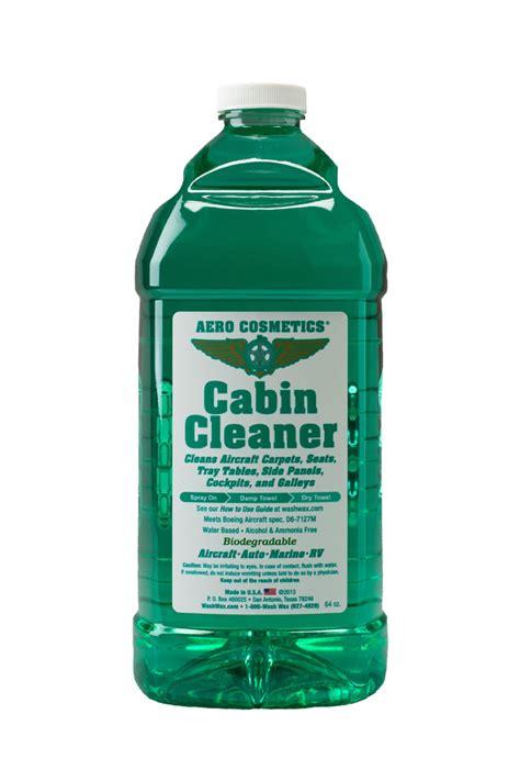 Cabin Cleaner Description by Aero Cosmetics Cabin Cleaner Aviator S Attic