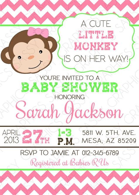 Baby Shower Ideas With Monkey Theme by Best 20 Baby Shower Monkey Ideas On Monkey