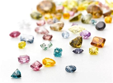 fancy colors the spectrum of colorful diamonds