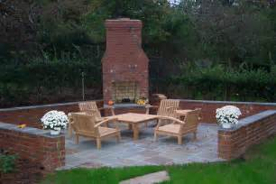 how to build an outdoor fireplace with bricks outdoor fireplace ask the landscape