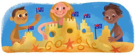 doodle 4 australia 2015 australia day 2015