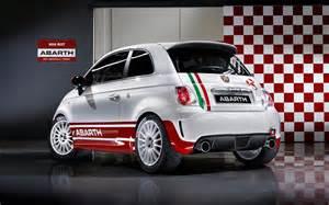 Abarth Hp 180 Plus Hp Fiat 500 Abarth 695 Competizione Is Track
