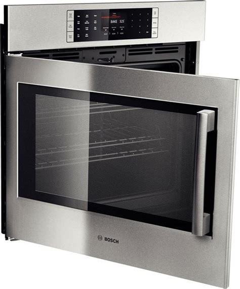 door wall ovens bosch hblp451luc 30 inch single electric wall oven with 4