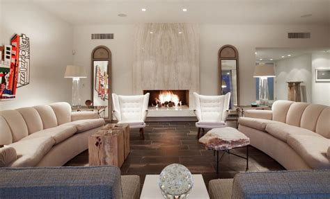 How To Decorate Around A Fireplace by How To Decorate The Zone Around The Fireplace 8 Original