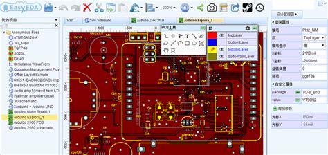 zenitpcb layout elektronische schaltungsentwurf