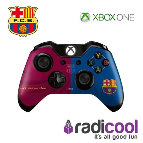 barcelona xbox controller official fc barcelona skin for xbox one controller new