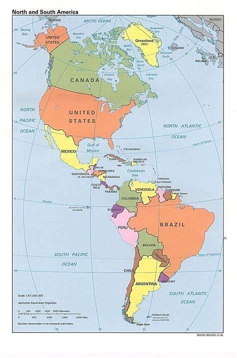 map usa south map usa and south america maps of usa