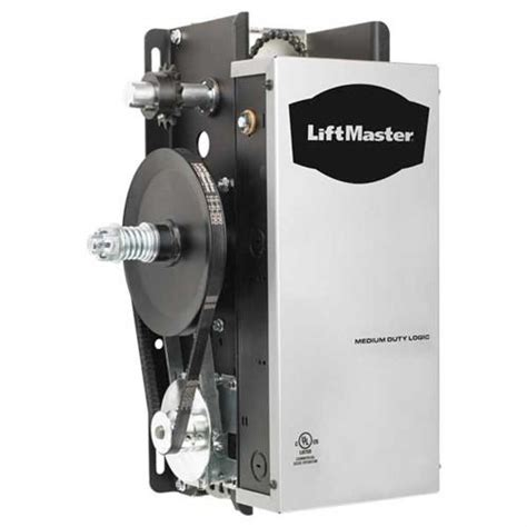 liftmaster mj medium duty door jackshaft hp