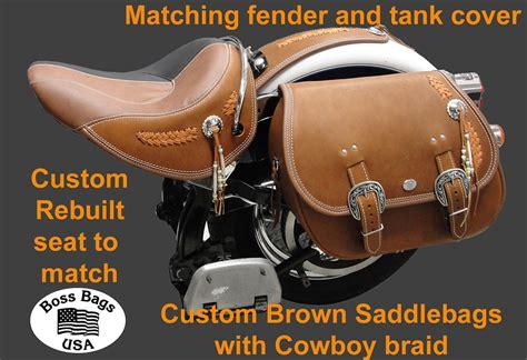 Harley Davidson Iii Leather Brown 1 Harley Davidson Breakout Saddlebags Uk Best Bag 2017