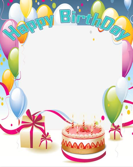 birthday frames android apps on free clipart birthday all about clipart
