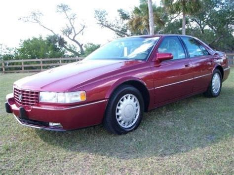 1993 cadillac specs 1993 cadillac seville sts data info and specs gtcarlot