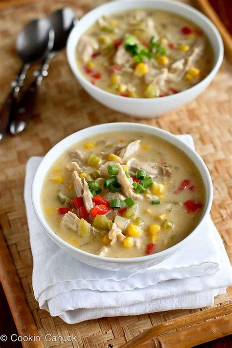 healthy turkey soup recipe 10 healthy thanksgiving leftovers recipes cookin canuck
