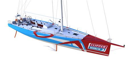 round robin boat race knox johnston commissions new clipper fleet yachting monthly