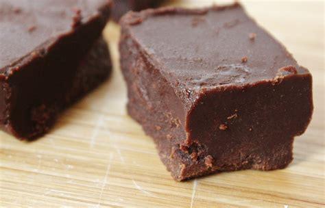 microwavable chocolate fudge recipe dishmaps