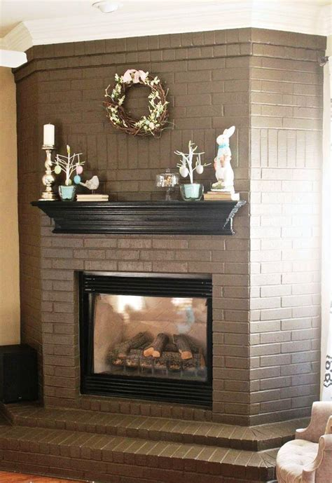 fireplace colors amazing paint colors brick fireplace ideas
