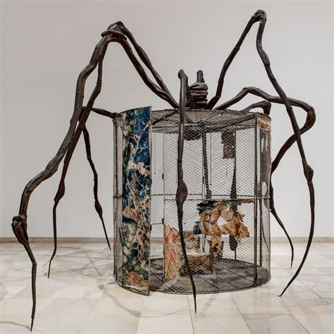 Metal Garage Apartment Louise Bourgeois Structures Of Existence The Cells