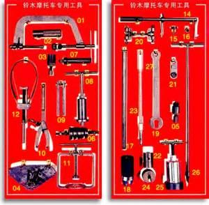 Suzuki Motorcycle Tools Canton Fair Workshop Use Yamaha Motorcycle Tools Ax 1027