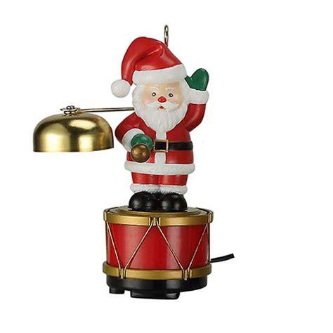 mr christmas santa s marching band coordinated caroling