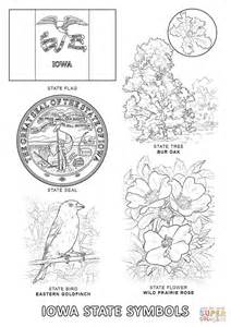 illinois map coloring page state flag coloring page