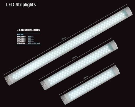 eld led striplights 240v 65 leds strled330 rs electrical