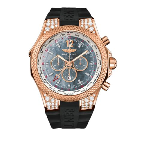 rose gold bentley breitling bentley rose gold