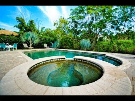 largo pool house gulf coast vacation rental tour