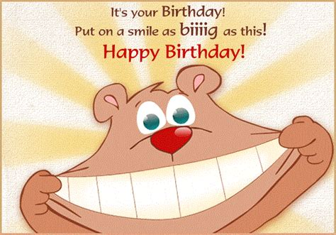 Sweet Happy Birthday Wishes 25 Funny Birthday Wishes And Greetings For You