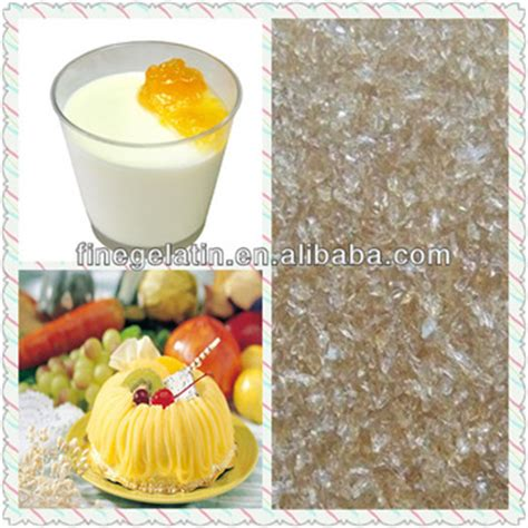 Gelatin Bloom 150 Halal 1000gr halal beef gelatin 160 bloom ingredients for yoghurt