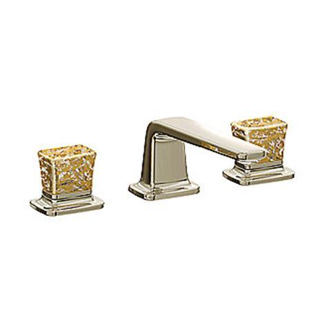 Kb Set Gold k b galleries kallista per se basin faucet set gold