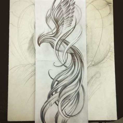 phoenix tattoo hip 25 best ideas about phoenix drawing on pinterest