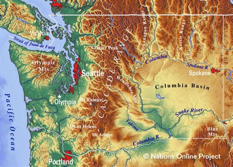 topographic maps of usa topical graphical map of wa state images diagram writing