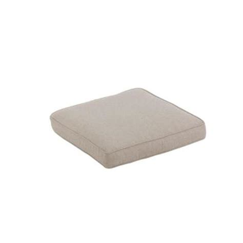 Outdoor Ottoman Replacement Cushions Hton Bay Barnsley Replacement Outdoor Ottoman Cushion Fss61119f Zd01 The Home Depot
