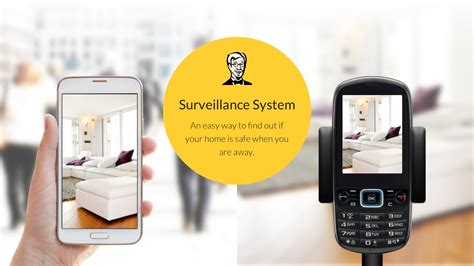 alfred home security ip app brings home