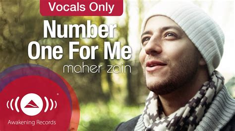 download youtube mp3 maher zain maher zain number one for me vocals only official