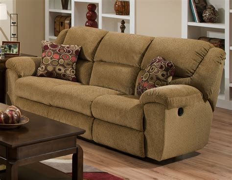 Fabric Reclining Sofas Reclining Sofa Fabric Plush Fabric Reclining Sofa Chicago Thesofa