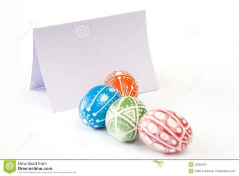 Easter Eggs Handmade - handmade easter eggs stock images image 13320024