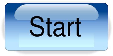 art startup start button png clip art at clker com vector clip art