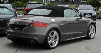 Audi Tsfi Audi Tt 2 0 Tfsi Technical Details History Photos On