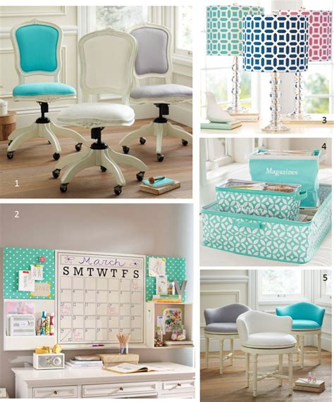 Home Office Accessories by Mg Decor Update Your Home Office With These Preppy Chic