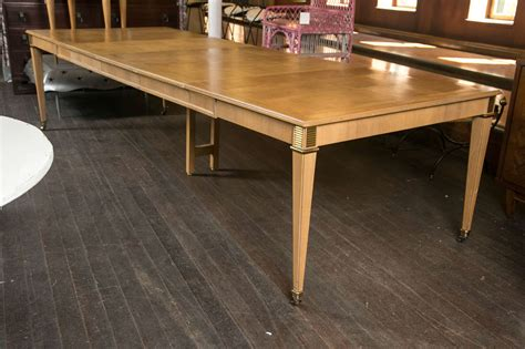 baker furniture dining table for sale at 1stdibs
