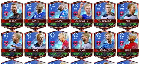 Fifa Mobile Giveaway - fifa mobile tots epl giveaway futhead news