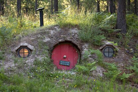 real hobbit house real hobbit shire discovered in montana with elf villages