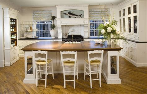 Kitchen Cabinets Cottage Style custom cottage style cabinetry captures spirit of summer