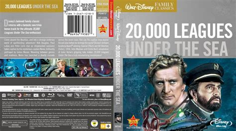 20000 leagues under the 20 000 leagues under the sea movie blu ray custom covers br cover dvd covers
