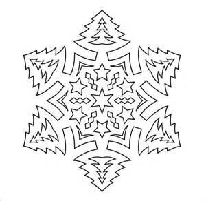 Snowflake Template Printable by Snowflake Templates 49 Free Word Pdf Jpeg Png Format
