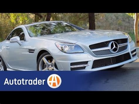 Autotrader Mercedes 2012 Mercedes Slk Class Coupe New Car Review