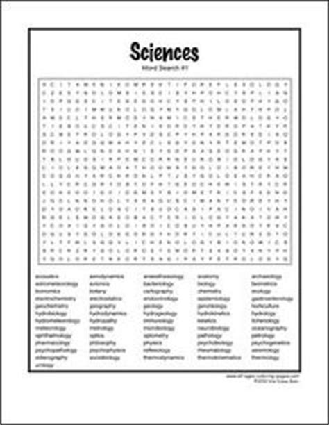 printable science word search elementary 1000 images about puzzle fun on pinterest disney