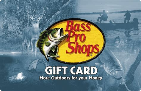 Bass Pro Gift Card Value - bass pro shops gift card