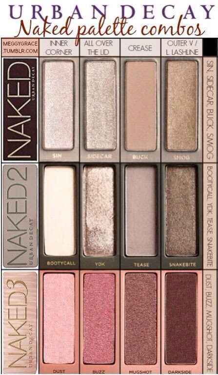 Decay Eyeshadow Pallet 25 best ideas about decay eyeshadow palette on