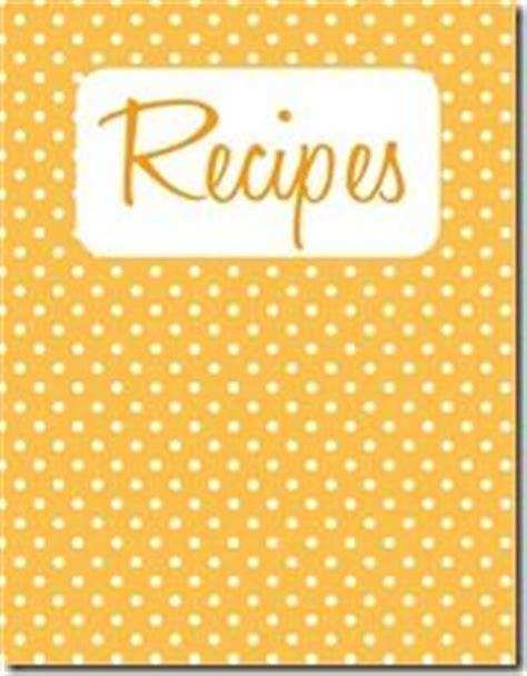 Recipe Book Cover Template Free by Editable Recipe Binder Printables Recipe Sheet Recipe Card